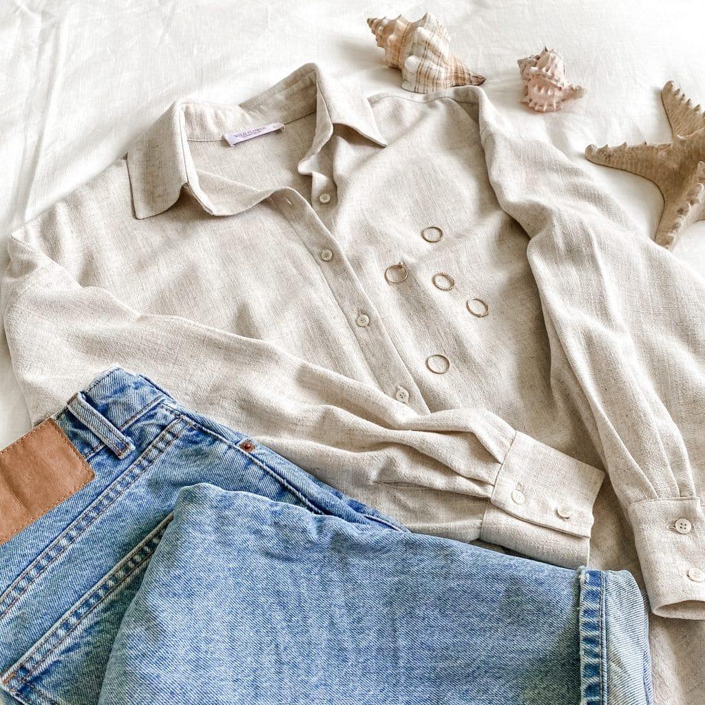 koszula damska długa